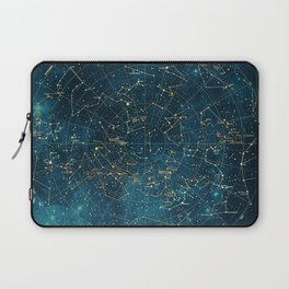 Under Constellations Laptop Sleeve