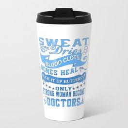 Doctors Woman Travel Mug