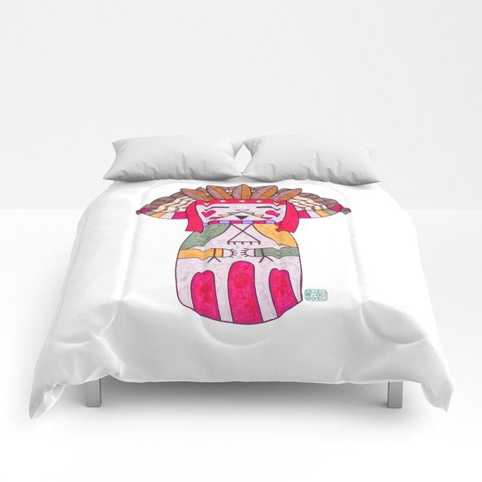 Supai Tihu Comforters