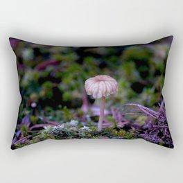 Spreading Spokes Rectangular Pillow