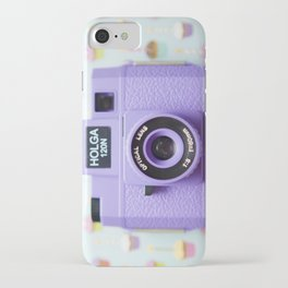 Happy Holga iPhone Case