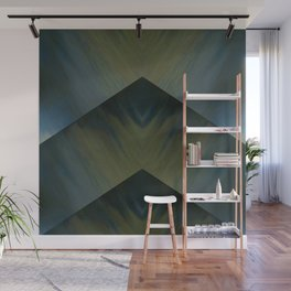 Digital Greenwood Wall Mural