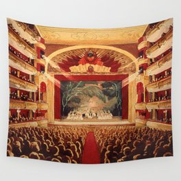 The Old Bolshoi Theater Wall Tapestry