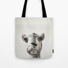 Camel Tote Bag