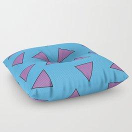 Rocko's Triangles Floor Pillow