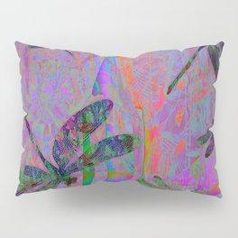 Dragonfly Opal Pillow Sham