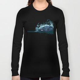 Sportive Car Long Sleeve T-shirt