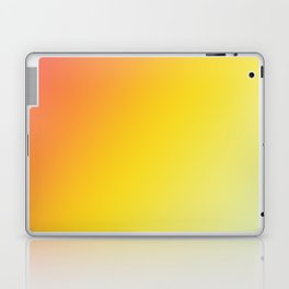 Blinding Sun - Gradients are the new colors Laptop & iPad Skin