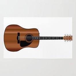 Acoustic Guitar Rug