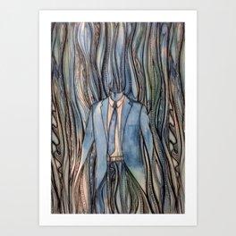 Bonjour Tristesse Art Print
