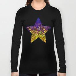 Glitter Dust Background G173 Long Sleeve T-shirt