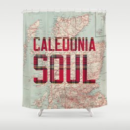 Caledonia Soul Shower Curtain