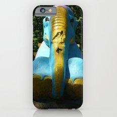 Stone elephant. Slim Case iPhone 6s