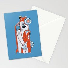 Pee Wee's Big Adventure Van Stationery Cards
