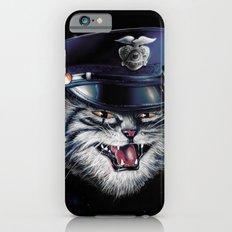 Police Cat iPhone 6s Slim Case