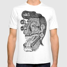 self portrait Mens Fitted Tee White MEDIUM