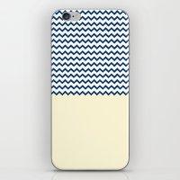 marine iPhone & iPod Skins featuring MARINE by JeremyG