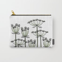 wild carrots Carry-All Pouch