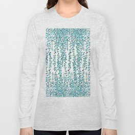 string of pearl watercolor Long Sleeve T-shirt