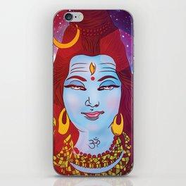 Shiva 'the auspicious one' iPhone Skin