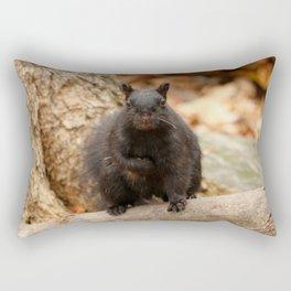 Do you love me Rectangular Pillow
