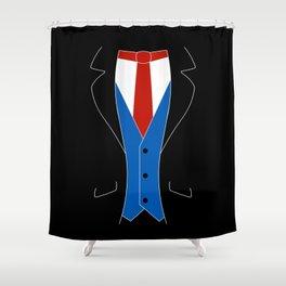 Suit Shower Curtain