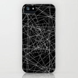Constellations Revisited iPhone Case