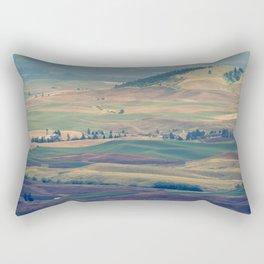 The Palouse Rectangular Pillow