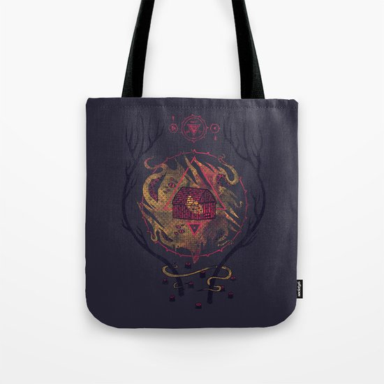The Dunwich Horror Tote Bag