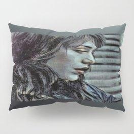 Traînées de Poussière Pillow Sham