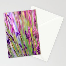 Pink & Purple Stationery Cards