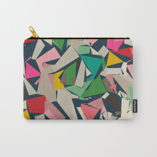 Fragments Carry-All Pouch