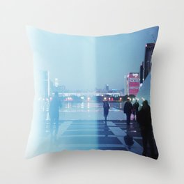 Shenzhen Throw Pillow