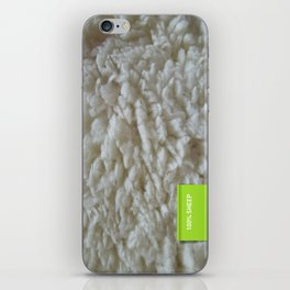 100% SHEEP iPhone Skin