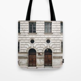 Extreme Symmetry Tote Bag