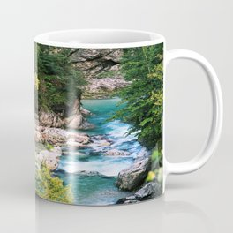 The river in the mountains Coffee Mug