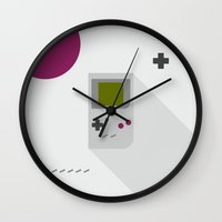 Handheld Wall Clock