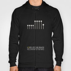 Fellowship Of The Ring - Lord of the rings Hoody