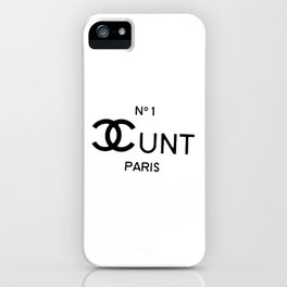 COCOCUNT iPhone Case