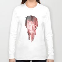 daryl Long Sleeve T-shirts featuring Daryl by mobokeh