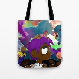 Lil Uzi Vert vs The World album Tote Bag