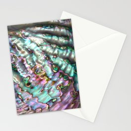 Abalone Shell Stationery Cards
