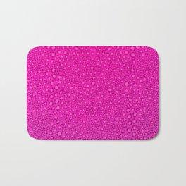 Wild Thing Hot Pink Leopard Print Bath Mat