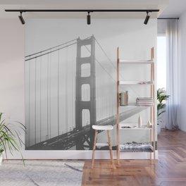 Golden Gate Bridge in San Francisco, California Wall Mural
