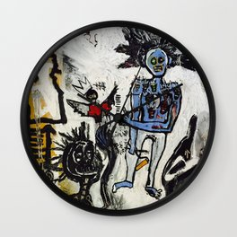 Destruction of Radiance Wall Clock