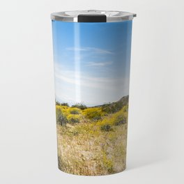 Super Bloom 7284 Paradise Joshua Tree Travel Mug