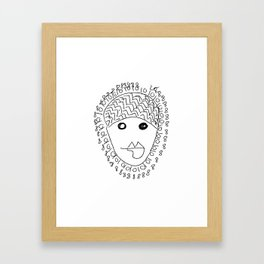 8-10  Framed Art Print
