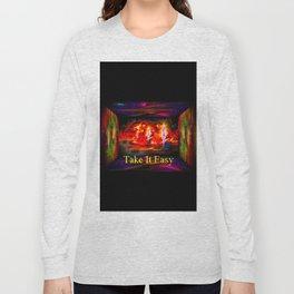 Heavenly apparition  - Take It Easy Long Sleeve T-shirt