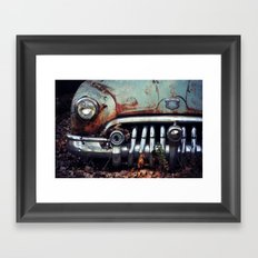 Precious Metal Framed Art Print