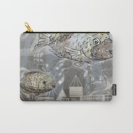 Deep in the Ocean Carry-All Pouch